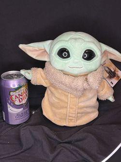 Baby Yoda From  Mandalorian Thumbnail