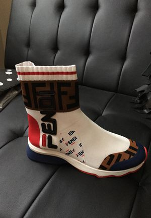 Fendi Sneaker Boots Size US 7 for Sale in East Liberty, PA