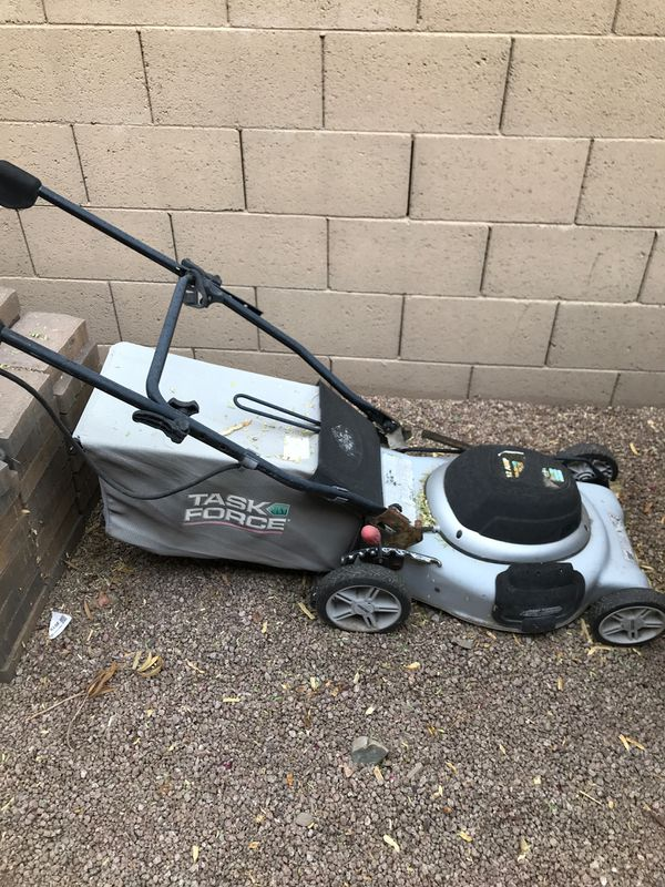 Electric Lawn Mower For Sale In Mesa Az Offerup