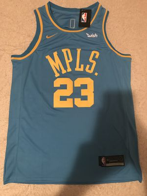 89ca3c4c7e83 Lebron James Los Angeles Lakers Jersey •  23 • XL • With Tags