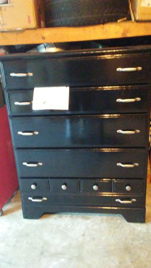 Solid wood dresser $100.00 check out picture for Sale in Winter Garden, FL