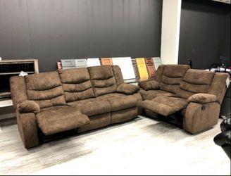 Tulen Reclining Living Room Set Thumbnail