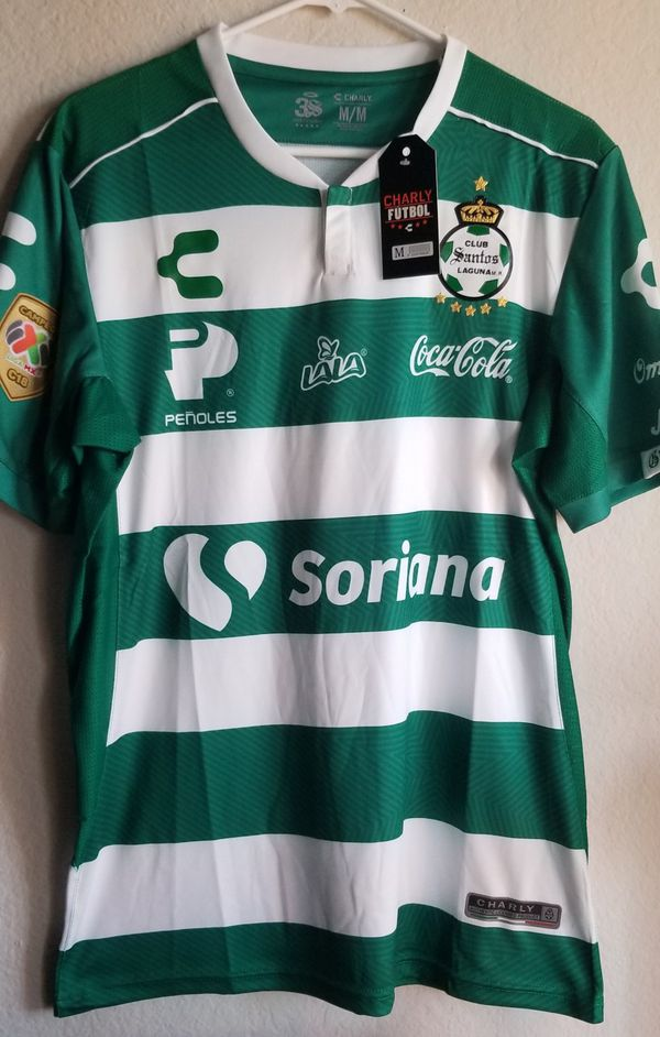 new style 30de3 7ee7c Charly mens 18/19 club santos.laguna home JERSEY original for Sale in  Phoenix, AZ - OfferUp