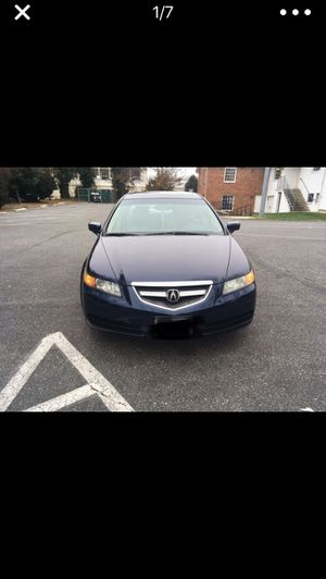 2005 Acura TL 3.2L 6 Cylinders in Excellent Condition For Sale As Is for Sale in Germantown, MD