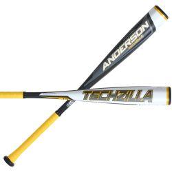 Anderson TechZilla USSSA 2021 (-10) Senior League Baseball Bat - 28/18 Thumbnail