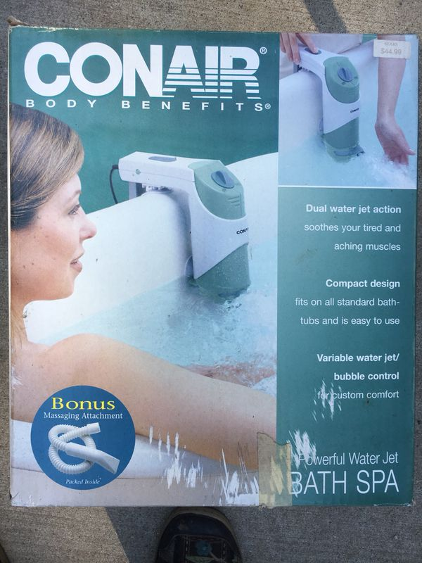 Bath spa water jet con air for Sale in Birch Run, MI - OfferUp