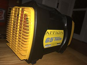 APPION G5 TWIN REFRIGERANT RECOVERY MACHINE WITH TANK for Sale in Silver Spring, MD