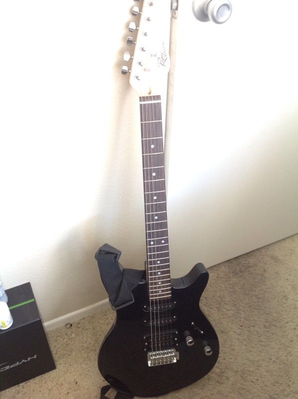 Guitar Electric Rogue Rocketeer For Sale In Temecula Ca Offerup