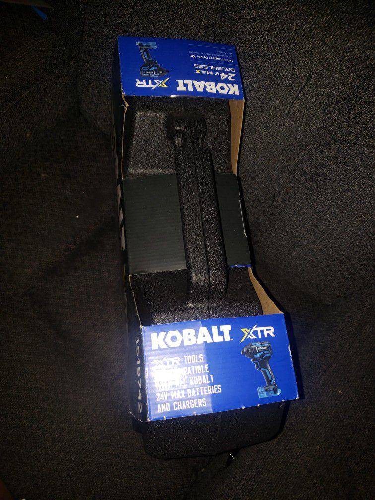 Kobalt XTR 24v Max Brushless