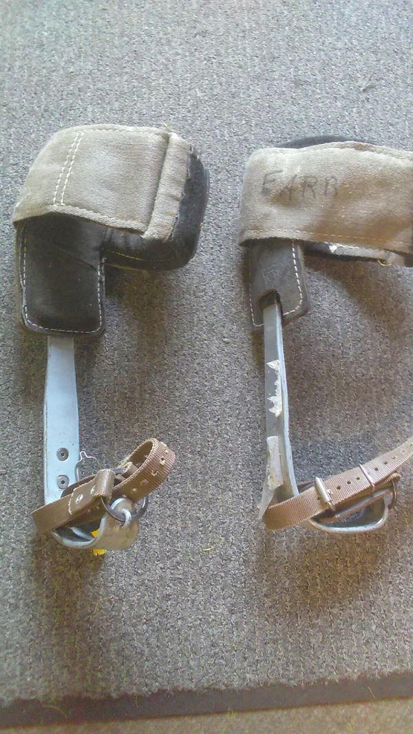 Tree climbing spurs for Sale in Tacoma, WA - OfferUp