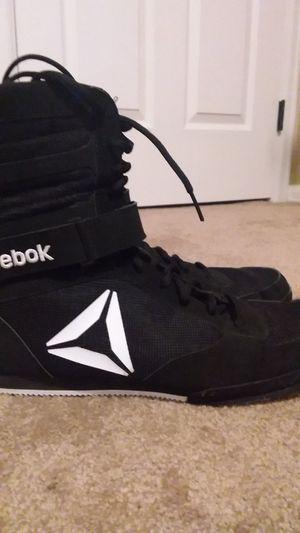 Photo Reebok Boxing Shoes (read entire decription)