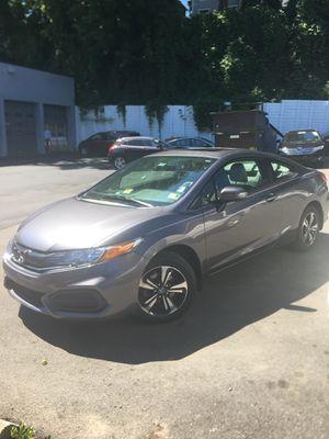2015 Honda Civic EX Manual Transmission for Sale in Bailey's Crossroads, VA