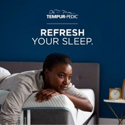 Ever tried Tempurpedic! See why people never go back! Thumbnail