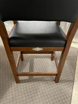 Brunswick Billiard Player's Chair Thumbnail