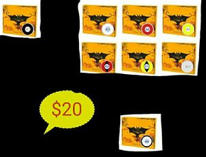 J Halloween contact boxes for Sale in Casselberry, FL