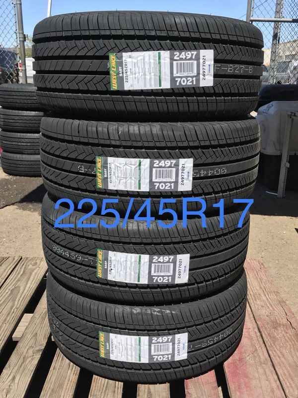 Garcias Tire Shop >> New Tires 225 45r17 Westlake For Sale In Lakeside Ca Offerup