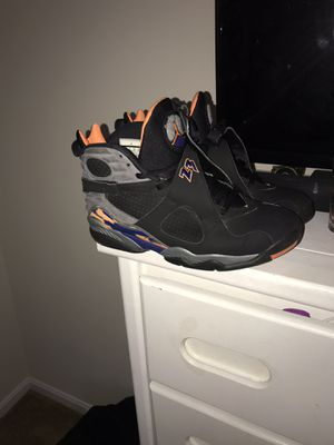 Jordan Phoenix sun 8s Size 12 for Sale in Damascus, MD