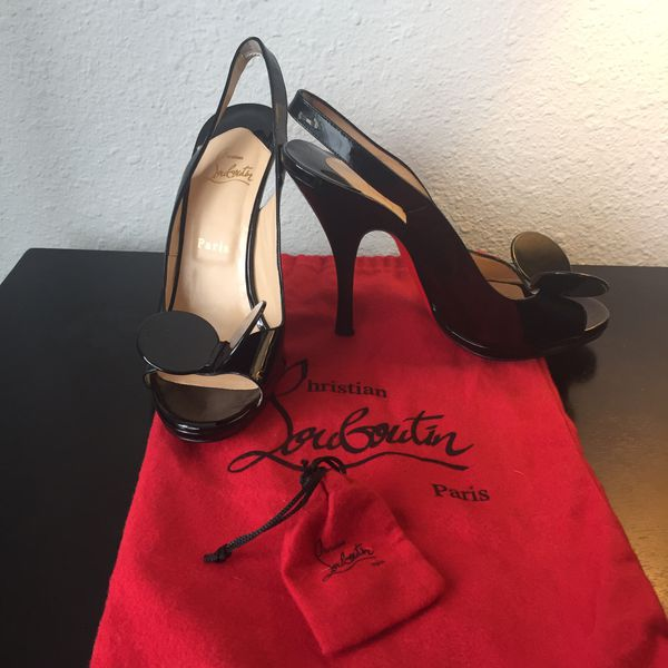 20497b3d75eb Christian Louboutin - Madame Mouse BRAND NEW - ORIGINAL for Sale in ...