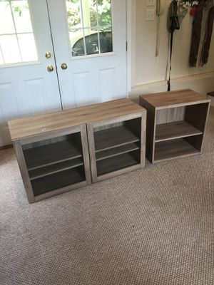 Tv Stand and matching end table for Sale in Midlothian, VA