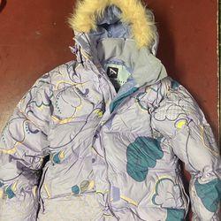 Women snowboarding jacket medium Thumbnail
