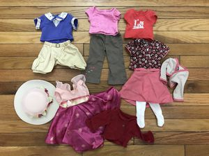 Lot of American Girl Doll clothing for Sale in Oakton, VA