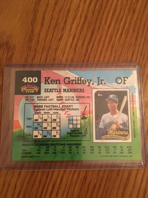 Multiple Griffey Jr cards for Sale in St. Louis, MO