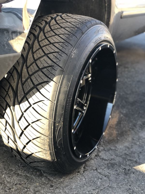 Audi Of Lexington >> NITTO 420s 305/50/22 TRADE for Sale in Lexington, NC - OfferUp