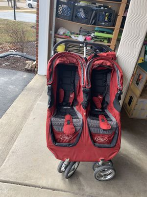 Photo Baby Jogger City Mini Double Stroller