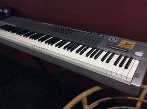 88 Key M-Audio Keystation Midi Controller for Sale in Baltimore, MD