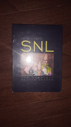 SNL Complete Second Season Thumbnail