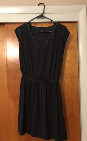 Black v-neck sleeveless dress for sale  Wichita, KS