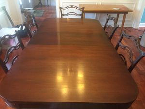 Antique dining room set for Sale in Chesterfield, VA