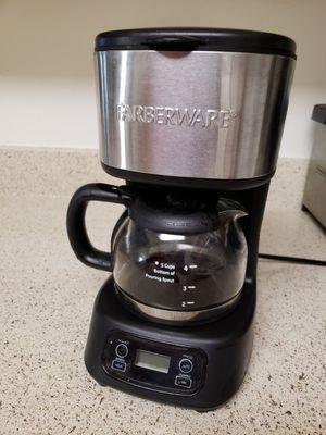 Small coffe maker for Sale in Manassas, VA