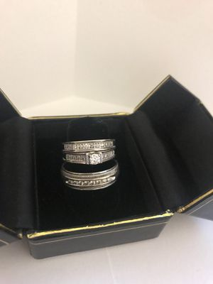 Wedding Ring Set for Sale in Miami, FL