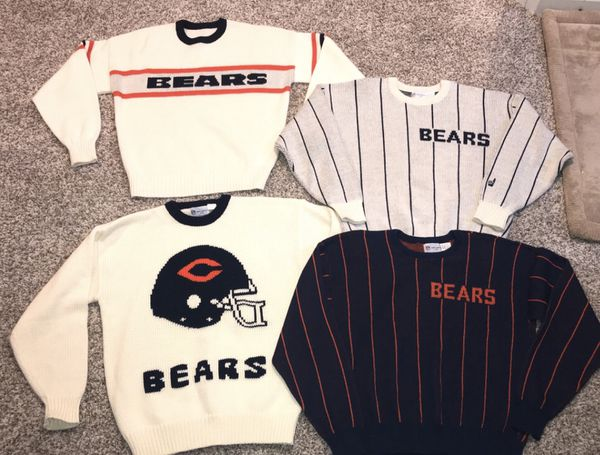 quality design 89738 4bea9 Vintage Chicago Bears Cliff Engle Sweaters for Sale in Cicero, IL - OfferUp