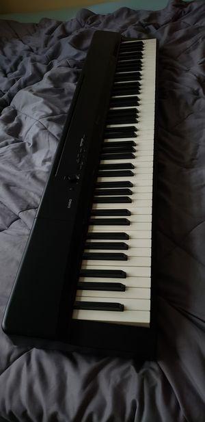 Piano Casio privia for Sale in Alexandria, VA