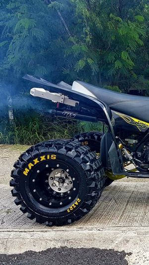 Yamaha Banshee Wheelie Bar Foto Yamaha Best Contest