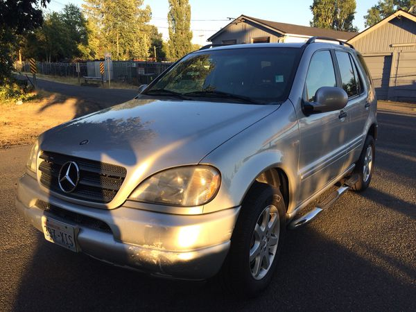 2000 Mercedes Benz Ml430 Cars Trucks In Joint Base Lewis Mcchord Wa Offerup