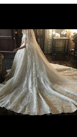 All Sparkly wedding dress for Sale in Detroit, MI
