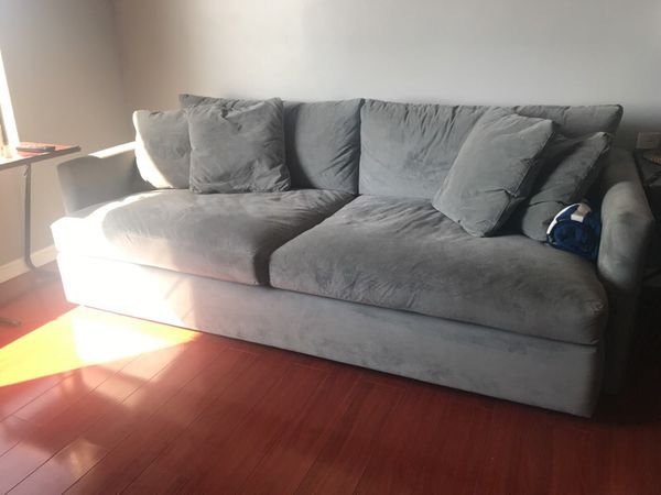 Lounge Ii 93 Sofa From Crate Barrel For Sale In Los Angeles Ca