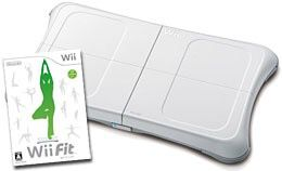Wii Balance Board and Wii Fit game for Sale in Annandale, VA