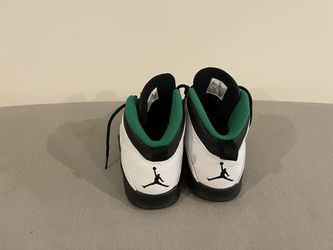"""Jordan 10 Retro """"Seattle""""  Sz 8.5 (No Box) Thumbnail"""