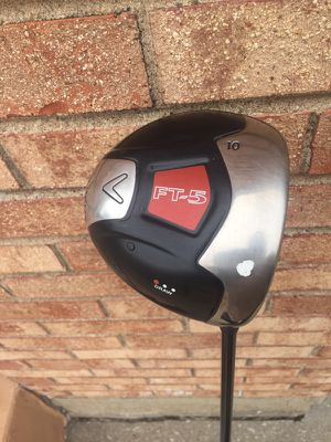 Callaway FT 5 Driver for Sale in St. Louis, MO