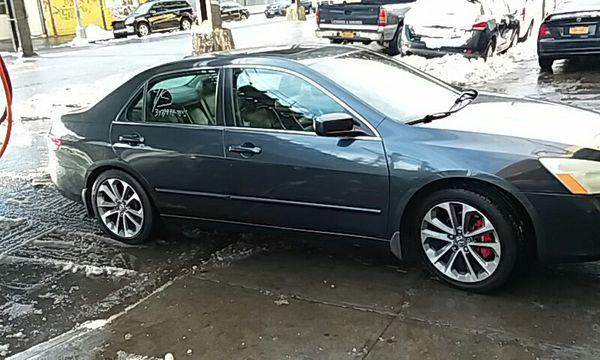 Honda Accord 2004 Full