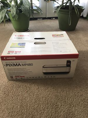 Cannon All In One Photo Printer/ Bluetooth (opt) for Sale in Fort Worth, TX