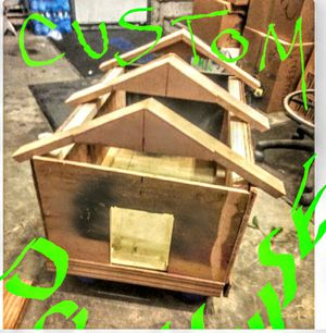 Custom dog houses for Sale in Chino, CA