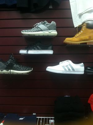 Clearer pic of Adidas in shop for Sale in Chicago, IL