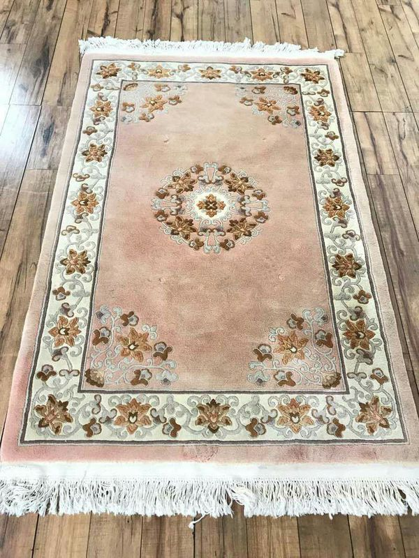 Chinese Sculpted Wool Rug 1012736 Home Garden In South San Francisco Ca Offerup