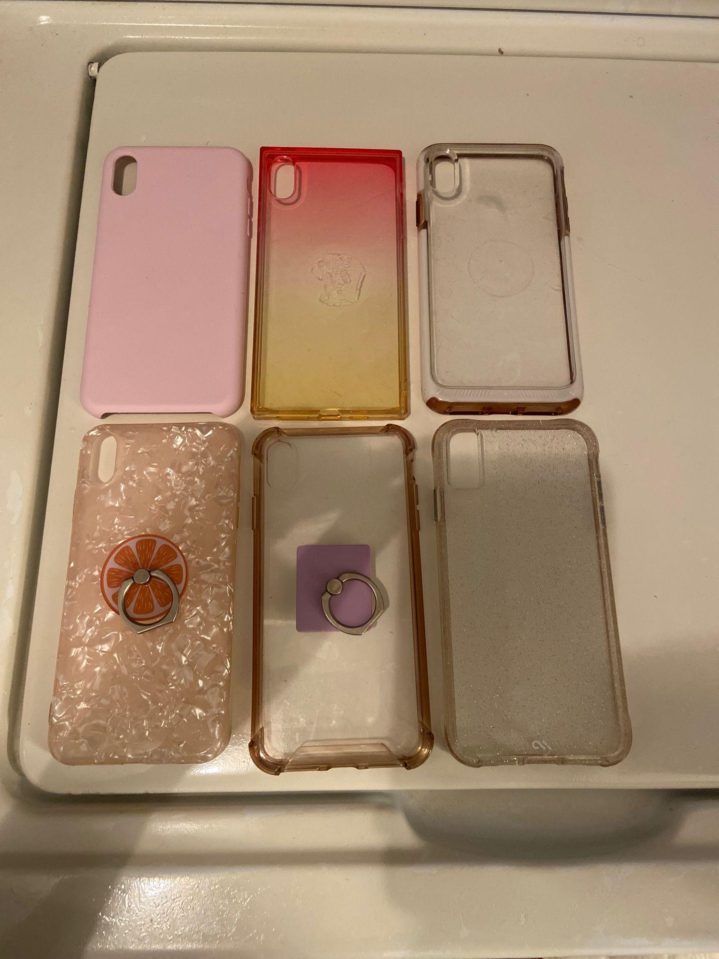 iPhone case xS max