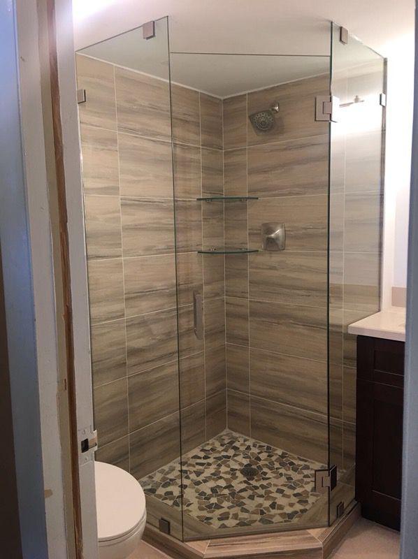 Cristal Shower Door With Shelves Household In Miami Fl Offerup